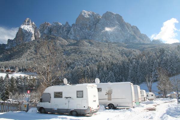 Camping Seiser Alm – Alpe di Siusi