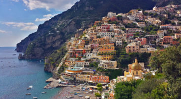 Vakanties Campania Italië