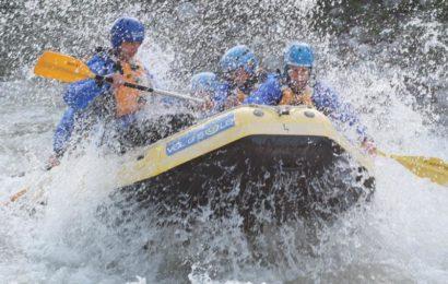 Raft vakantie Valle d'Aosta