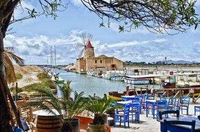 Vakantie Sicilië