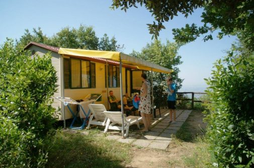 mobile home italie